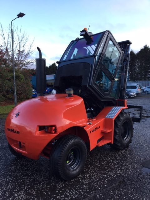 Ranger Rough Terrain 2WD